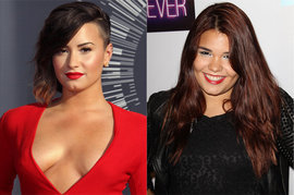 Demi Lovato, Madison DeLaGarza