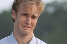 James Van Der Beek, Dawsons Creek