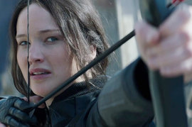 'The Hunger Games: Mockingjay - Part 1' The Mockingjay Lives Trailer