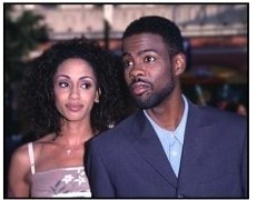 Chris Rock at the Lethal Weapon 4 Premiere