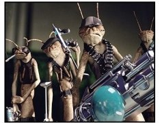 Men in Black II movie still: The Worm Guys
