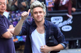 One Direction, Niall Horan