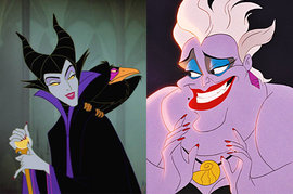 Maleficent, Ursula