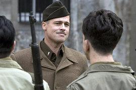 Brad Pitt, Inglourious Basterds