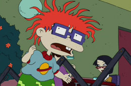 Chuckie Finster, Rugrats