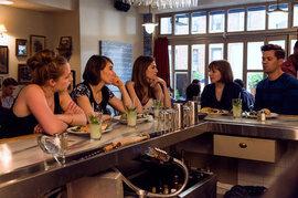 Girls, Zosia Mamet, Lena Dunham, Jemima Kirke, Allison Williams