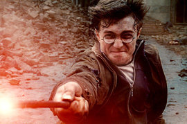 Harry Potter, Daniel Radcliffe