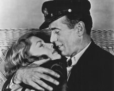 'To Have and To Have Not' Movie Stills: Lauren Bacall and Humphrey Bogart