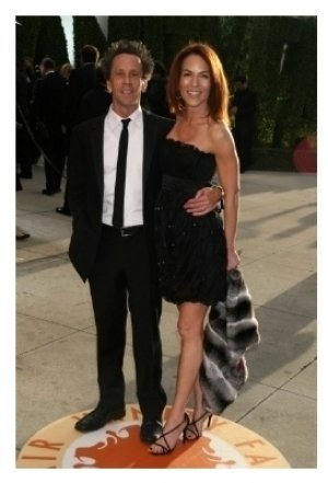 Brian Grazer and wife Gigi