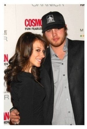 Haylie Duff and Greg Carney