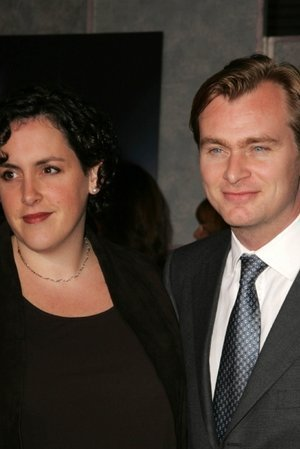 Emma Thomas and Christopher Nolan