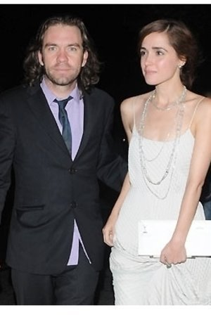 Rose Byrne and Brendan Cowell