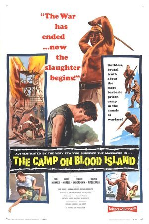Camp on Blood Island