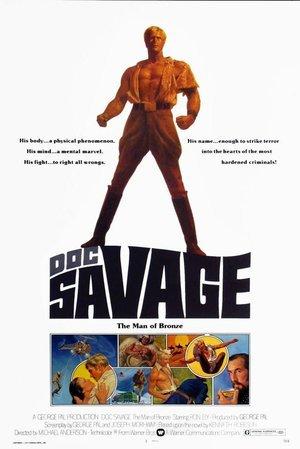 Doc Savage, The Man of Bronze