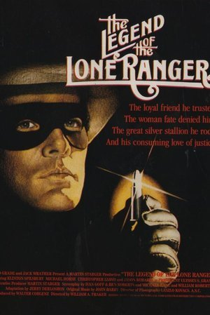 Legend of the Lone Ranger