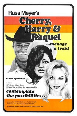 Cherry, Harry & Raquel