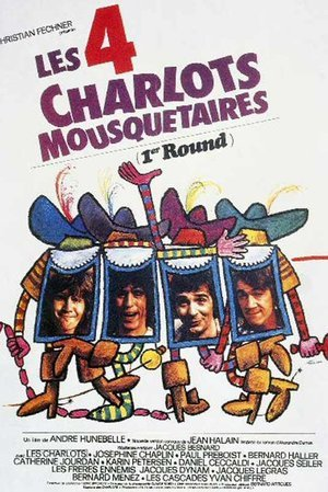 4 Charlots Mousquetaires