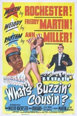 What's Buzzin' Cousin?