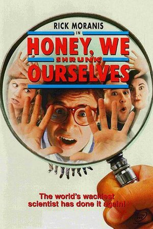 Honey, We Shrunk Ourselves