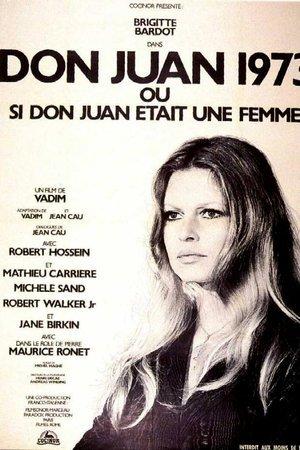 Don Juan 1973 ou si Don Juan etait une femme