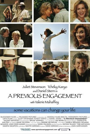 Previous Engagement