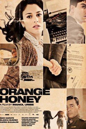 Orange Honey