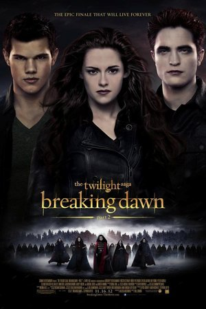 Twilight Saga: Breaking Dawn - Part Two