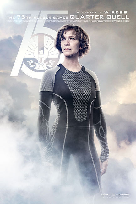 The Hunger Games: Catching Fire, Wiress