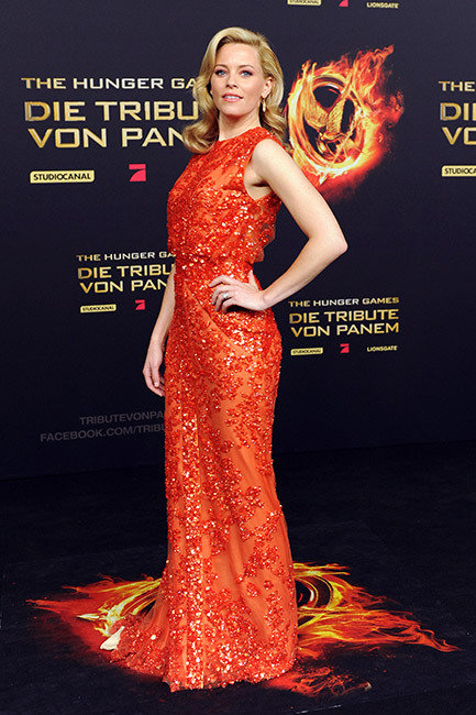 Elizabeth Banks, Hunger Games