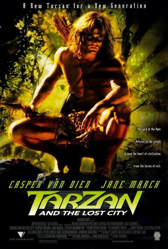 Tarzan and the Lost City