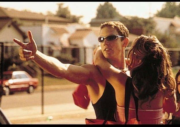 Matthew Lillard in 'She's All That'