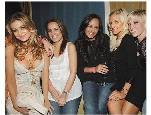 Hard Rock Condo-Hotel Photos: Carmen Electra and Ashlee Simpson