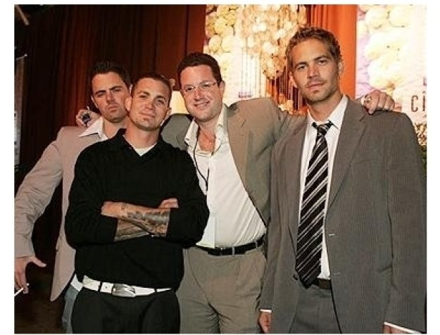 Ciroq MTV After Party Photos: Paul Walker and his entourage