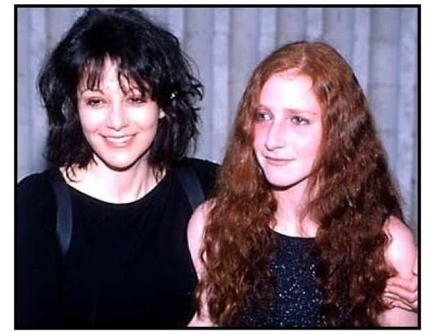 Amy Heckerling and daughter at the Loser premiere