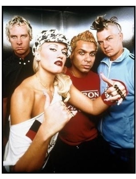 The 2001 Billboard Music Awards: No Doubt