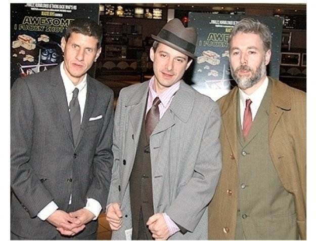 Awesome: I F%!#in' Shot That Premiere Photos:  Beastie Boys