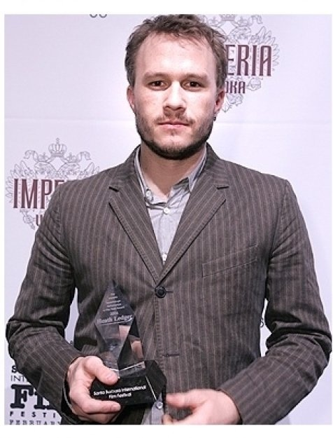 2006 Santa Barbara Film Festival Photos: Heath Ledger  Photo by Chris Weeks