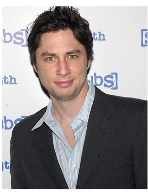 Scrubs 100th Episode Party Photos: Zach Braff