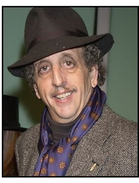 "Vincent Schiavelli at the ""Dark Blue"" premiere"