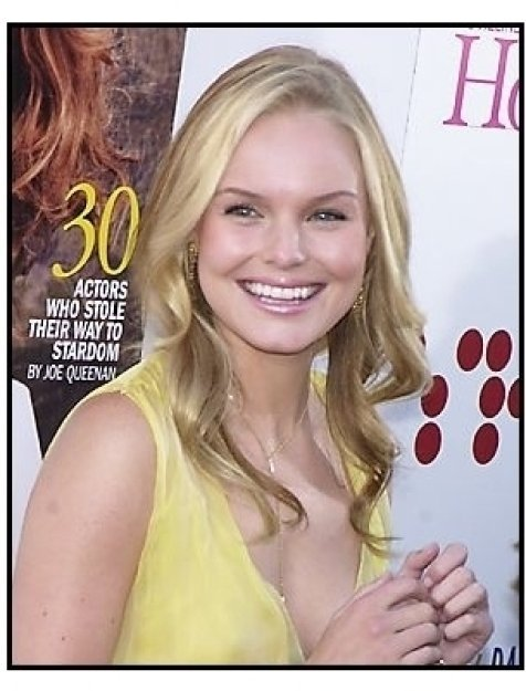 Kate Bosworth at the 2003 Young Hollywood Awards