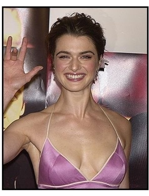 Rachel Weisz at the Runaway Jury Premiere