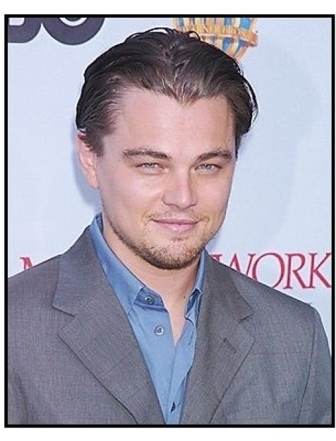 """Leonardo DiCaprio at the NRDC's """"Earth to L.A.!-The Greatest Show on Earth"""" Benefit"""