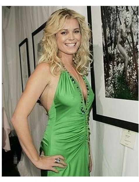 Four Inches Photos: Rebecca Romijn