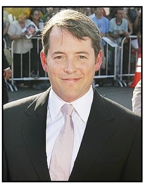 Matthew Broderick at <I>The Stepford Wives</I> premiere