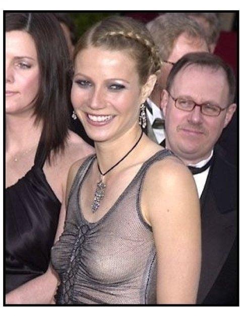 Gwyneth Paltrow at the 2002 Academy Awards