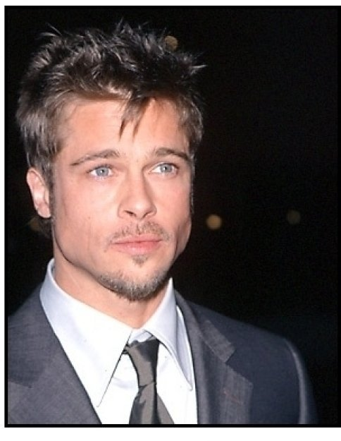 Brad Pitt at the Meet Joe Black premiere 2