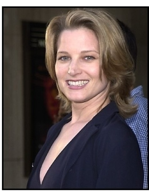 Bridget Fonda at the Kiss of the Dragon premiere