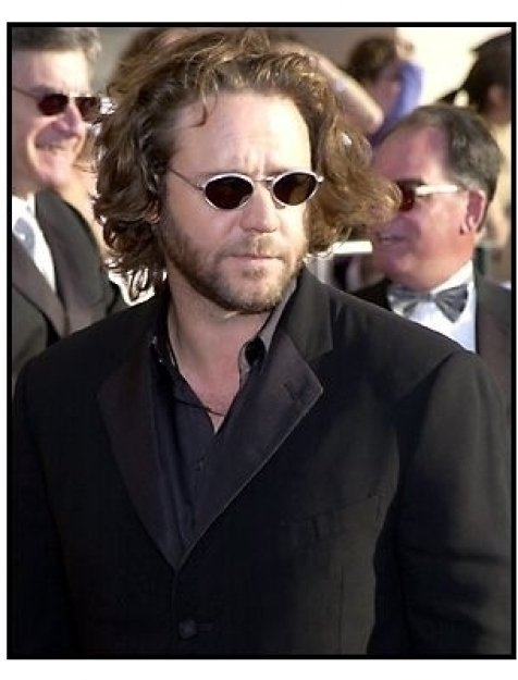 Russell Crowe at the 2002 SAG Screen Actors Guild Awards