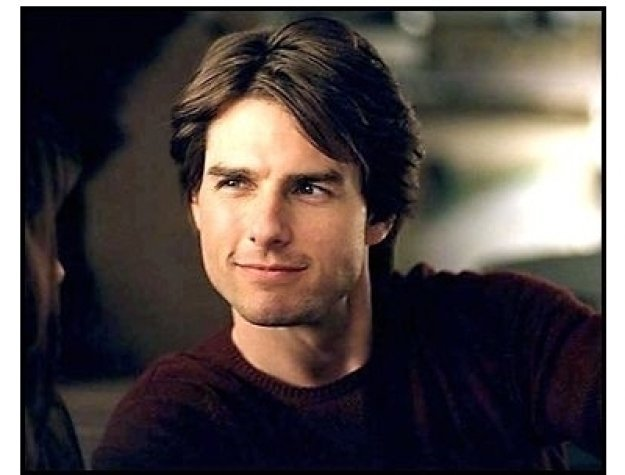 Vanilla Sky movie still: Tom Cruise as David Aames