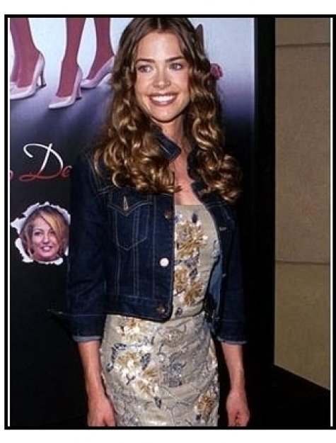 "Denise Richards at ""Drop Dead Gorgeous"" Premiere"